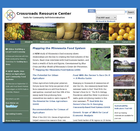 Crossroads Resource Center